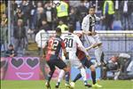 Nhung con so dang buon cua Juventus truoc Genoa ngay thieu Ronaldo