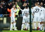 Swansea 2-3 Man City: Nga mu truoc ke chien bai