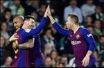 Video tong hop: Betis 1-4 Barca (Vong 28 La Liga 2018/19)