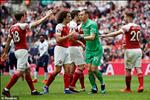 Video tong hop: Tottenham 1-1 Arsenal (Vong 29 Premier League 2018/19)