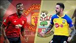 Ket qua MU vs Southampton tran dau vong 29 Premier League 2018/19