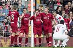 Gerrard ghi ban phut chot, huyen thoai Liverpool danh bai huyen thoai AC Milan