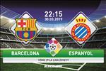 Barca 2-0 Espanyol (KT): Su khac biet mang ten Lionel Messi