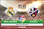 Real Madrid 3-2 Huesca (KT): Chat vat tieu diet doi cuoi bang