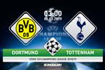 Dortmund 0-1 (0-4) Tottenham: Thang thuyet phuc, Spurs hien ngang vao tu ket