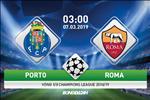 Nhan dinh Porto vs Roma (3h ngay 7/3): Hang rong het phep