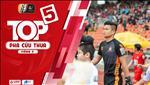 Nhung pha cuu thua dinh nhat vong 2 V-League 2019
