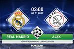 Real Madrid 1-4 (3-5) Ajax: Dai dia chan tai Bernabeu, Los Blancos tro thanh cuu vuong cuc kho tin
