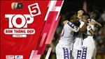 VIDEO: 5 ban thang dep nhat vong 2 V-League 2019