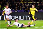 Tiep tuc de thua Tottenham, Marco Reus len tieng xin loi NHM