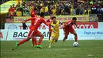 Lich thi dau V-League 2019 hom nay 7/3: SLNA vs Binh Duong