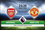 Arsenal 2-0 MU (KT): Solskjaer dut mach bat bai o Premier League
