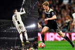 Xem truc tiep Ajax vs Juventus tu ket luot di cup C1 dem nay o kenh nao ?