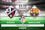 Huesca 0-0 Barca (KT): Kep phu nhat nhoa, Los Blaugrana bi doi bet bang cam hoa