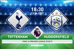 Tottenham 4-0 Huddersfield (KT): Moura lap hat-trick, Spurs lay lai uu the trong cuoc dua top 4