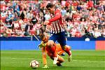 Atletico Madrid 2-0 Celta: Vuot kho thanh cong