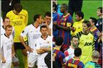 Barcelona vs Manchester United: Hai so phan tung chung mot san dau