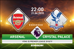 Arsenal 2-3 Crystal Palace (KT): Phao thu thua cay dang, cuoc dua Top 4 them gay can