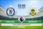Chelsea 2-2 Burnley: Toi luot The Blues say chan, cuoc dua Top 4 qua nong
