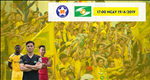 Video tong hop: Da Nang 0-2 SLNA (Vong 6 V-League 2019)