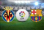 Villarreal 4-4 Barca: Messi lai ve sieu pham sut phat, nha vua hut chet noi dat khach