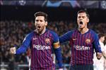 Barcelona va Lionel Messi: Chao mung den vong ban ket sau 3 nam