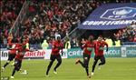 SOC: Neymar tai xuat va ghi ban, PSG van mat cup quoc gia Phap
