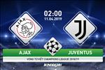 Ajax 1-1 Juventus (KT): Lao ba chat vat cam hoa doan binh tre cua Ajax