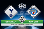 Tottenham 1-0 Man City: Son Heung-Min giup Spurs chiem loi the truoc tran luot ve