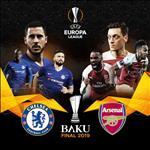 Lịch thi đấu chung kết Cúp C2/Europa League: Cuộc chiến nước Anh