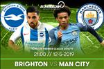 Brighton 1-4 Man City (KT): Thay tro Guardiola chinh thuc vo dich Premier League 2018/19