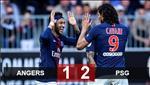 Angers 1-2 PSG: Neymar toa sang trong tran cuoi cung cua mua giai
