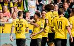 Gladbach 0-2 Dortmund: No luc vo nghia