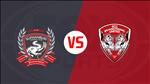 Suphanburi 0-0 Muangthong (KT): Choi hon nguoi, doi bong cua Van Lam van khong the thang
