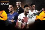 Lịch thi đấu Cúp C2/Europa League đêm nay 2/5 rạng sáng 3/5/2019