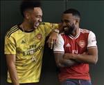 Trinh lang ao dau Adidas long lanh cua Arsenal cho mua giai 2019-20