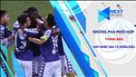 VIDEO: Nhung pha phoi hop thanh ban hay nhat 10 vong dau V-League 2019