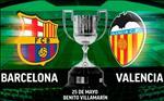 Barca 1-2 Valencia: Thua o chung ket cup Nha vua, Messi cung dong doi vo mong an hai