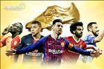 Messi doat Giay Vang Chau Au lan thu sau, lap ky luc vo tien khoang hau