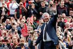 Chum anh: Sir Alex rang ro trong ngay tro lai Old Trafford