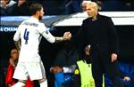 Zidane vao cuoc, Ramos chap nhan o lai Bernabeu