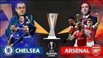Doi hinh Chelsea dau Arsenal tai chung ket Europa League 2018/19 dem nay