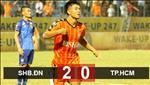 Da Nang 2-0 TPHCM: Duc Chinh lap cong truoc ngay len tuyen, doi dau bang thua dau