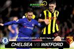 Chelsea 3-0 Watford (KT): Hazard toa sang dua The Blues vuon len thu 3