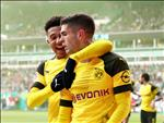 Bremen 2-2 Dortmund: Giuong co trang trong cuoc dua vo dich