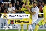 Real Madrid 3-2 Villarreal (KT): Buoi tap thanh cong cua Real Madrid B