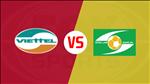 SLNA 3-1 Viettel (KT): Choi thieu nguoi, Viettel danh guc nga tai san Vinh