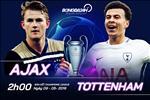 Ajax 2-3 (3-3) Tottenham: Hattrick cua Lucas Moura dua Spurs vao chung ket day kich tinh