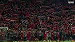 VIDEO: Canh tuong ky vi tren san Anfield sau chien tich vi dai truoc Barca