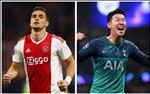 Xem truc tiep Ajax vs Tottenham ban ket luot ve cup C1 o kenh song nao ?